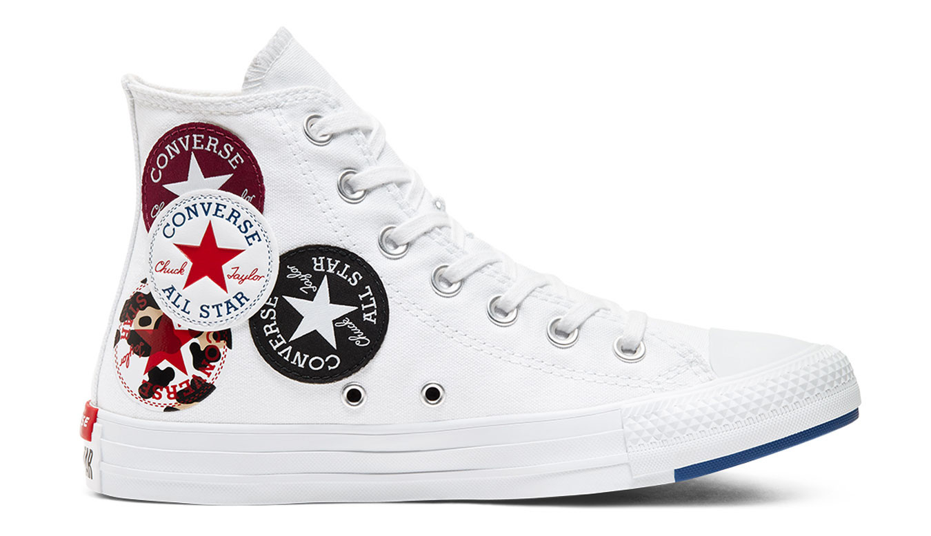 Converse Logo Play Chuck Taylor All Star High Top