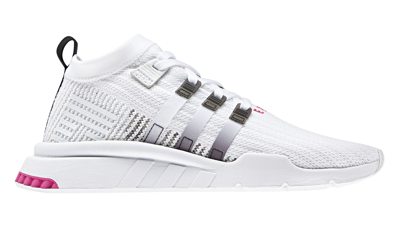 watch e9979 83f26 adidas Eqt Support Mid Adv Pk Ftwr White