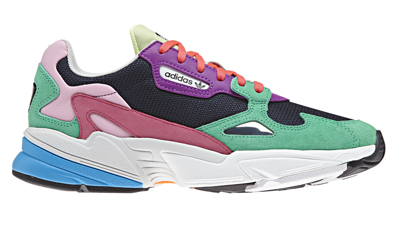 new style hot sales latest discount adidas Falcon