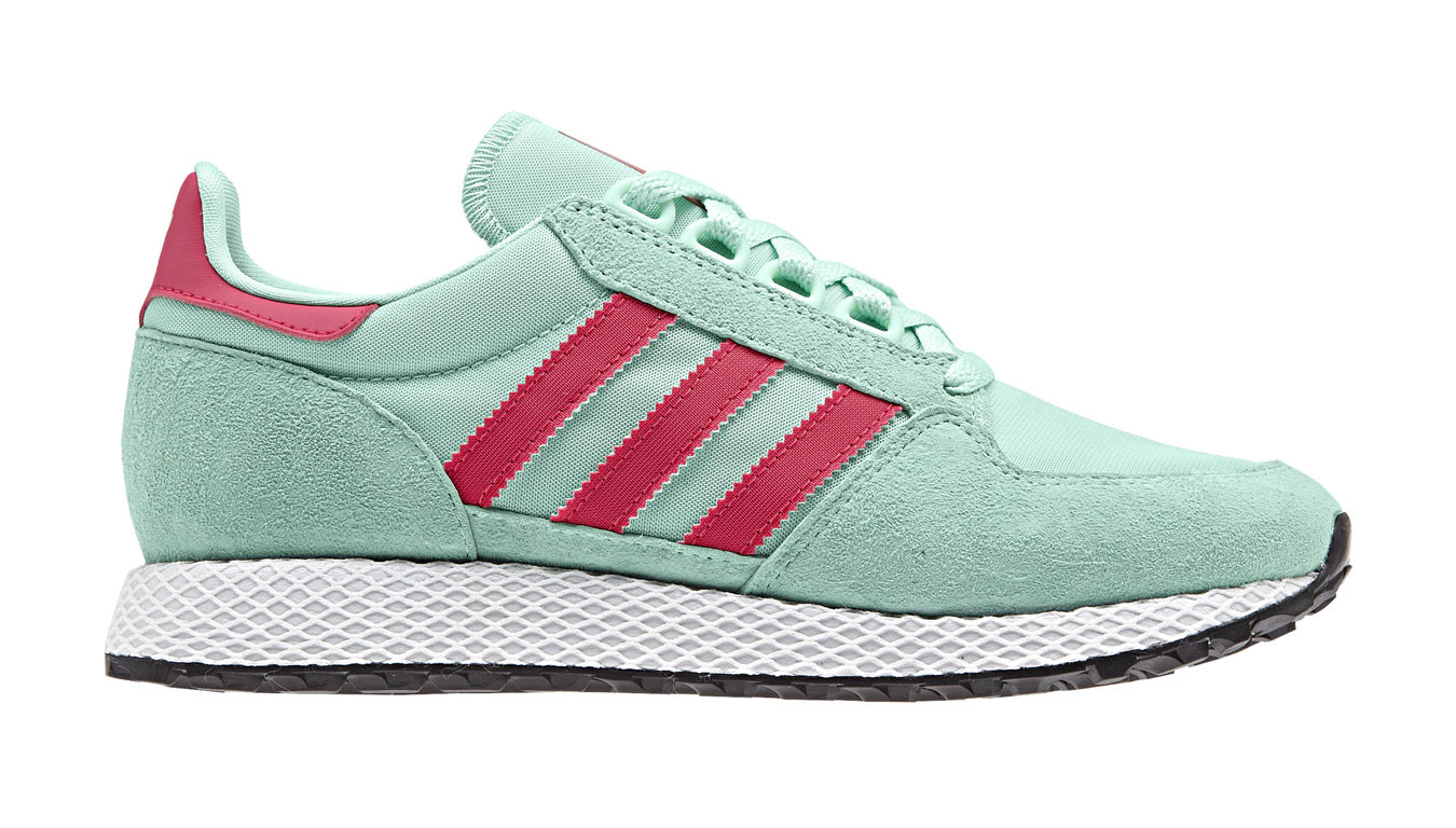 adidas Forest Grove Clear Mint