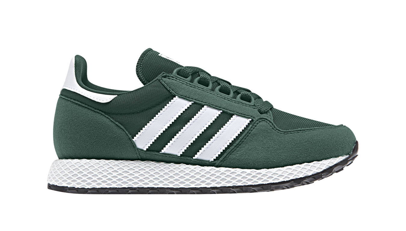 adidas Forest Grove J collegiate green
