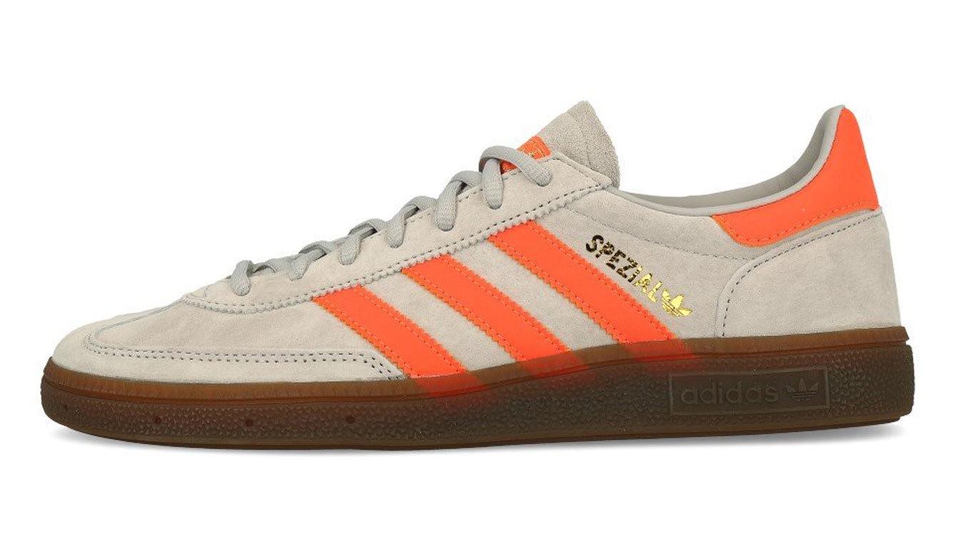 Adidas Handball Spezial Suede Lace Up Low Top Mens Trainers