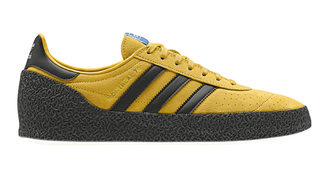 yellow adidas sneakers