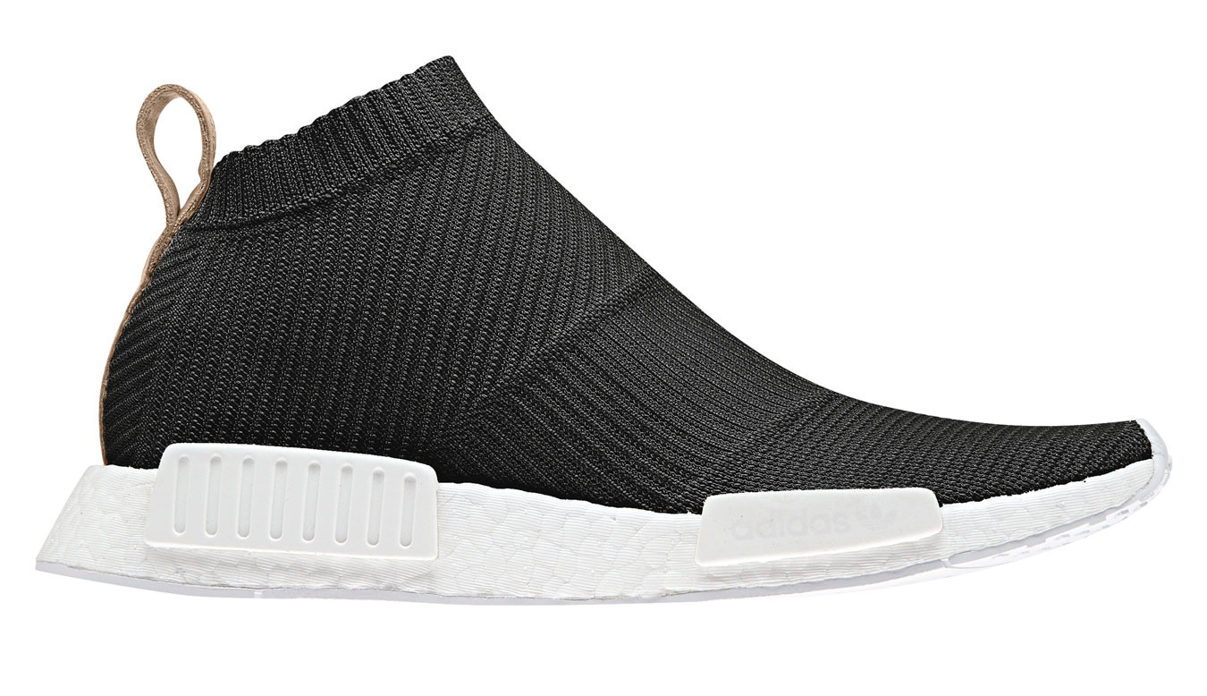 adidas NMD CS1 City Sock Primeknit Lux Core Black
