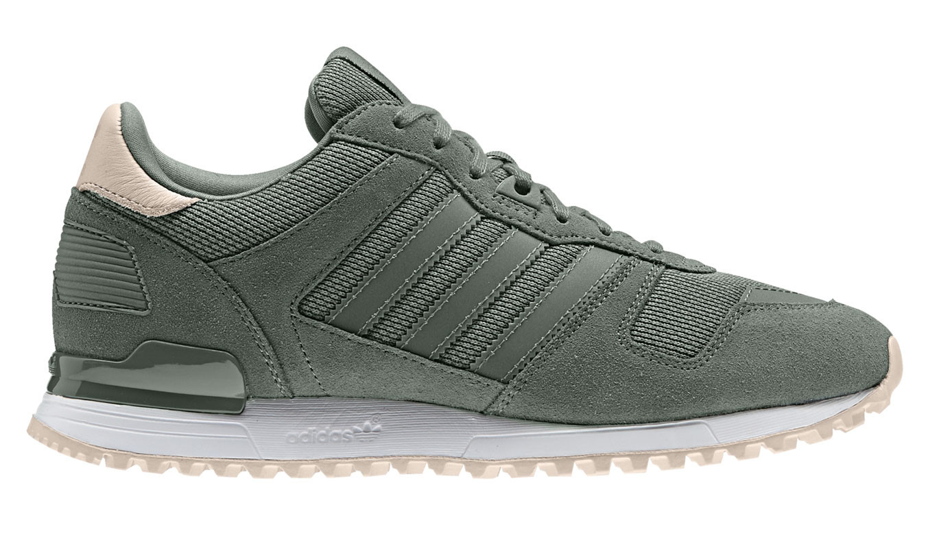 Green ADIDAS Sneakers ZX 700 DAMES