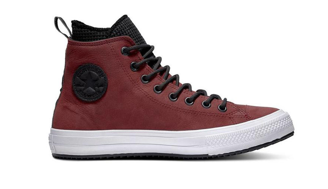 Converse Chuck Taylor All Star Waterproof Leather High Top Boot