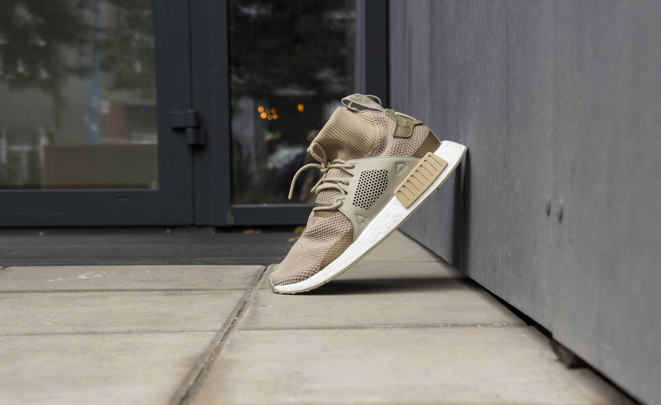 timeless design 4a3f2 50190 adidas NMD XR1 Winter Raw Gold