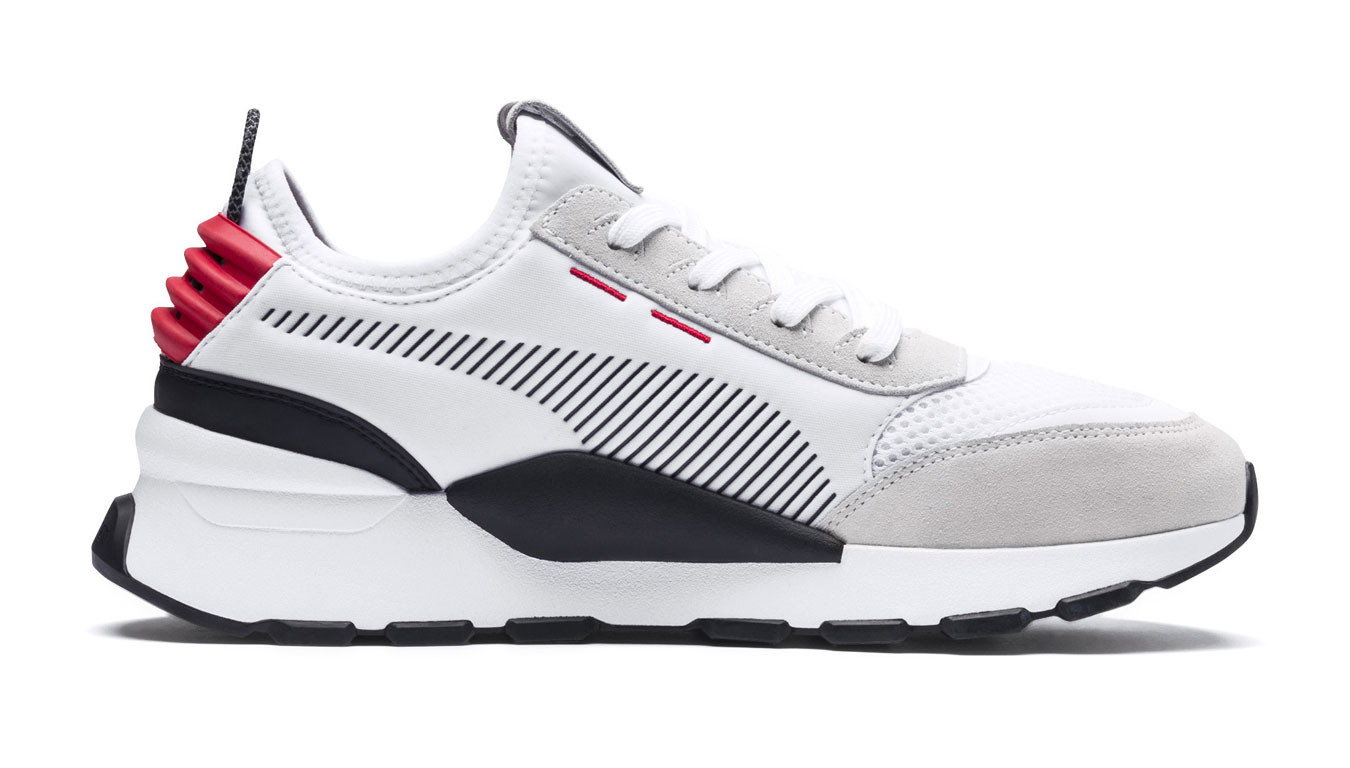 White sneakers Puma RS 0 Winter Inj Toys Sneakers 72