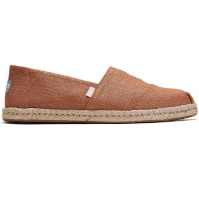 Toms Classic Almond Linen Rope