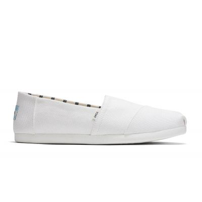 Toms Alpargata White Canvas