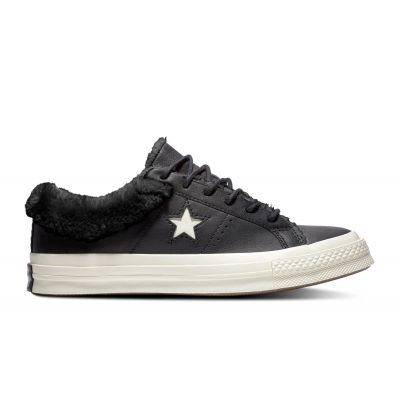 Converse Chuck Taylor All Star Leather Plimsolls
