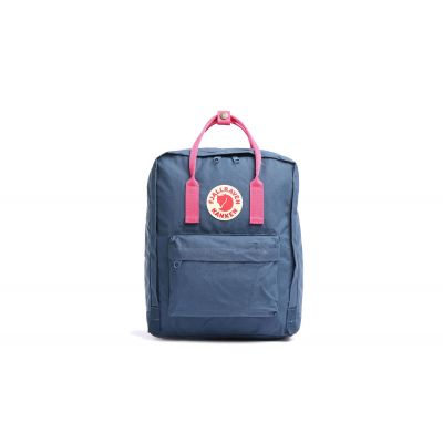 Fjällräven Kånken Royal Blue/ Flamingo Pink