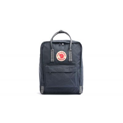 Fjällräven Kånken Navy - Long Stripes