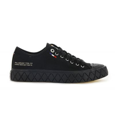 Palladium Ace Canvas Black