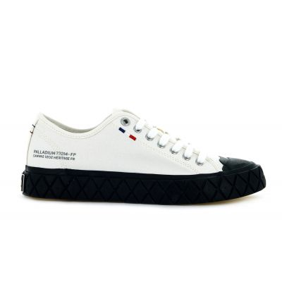 Palladium Ace Canvas Marshmallow