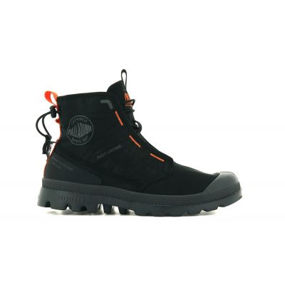 Palladium Pampa Travel Lite Black