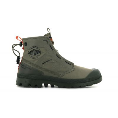 Palladium Pampa Travel Lite Dusky Green
