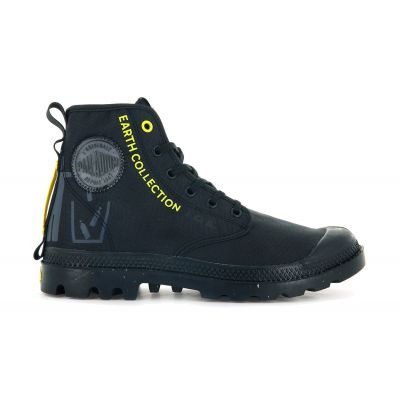 Palladium Pampa Recycle Black
