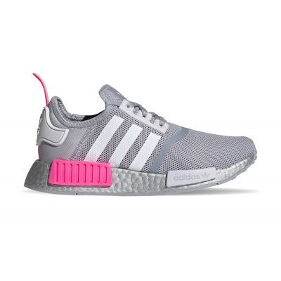 adidas Nmd_R1 Junior Halo Silver/Ftwr White/Screaming Pink