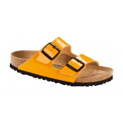Birkenstock Arizona BS Patent Marygold Normal Fit