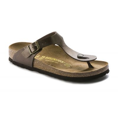 Birkenstock Gizeh BS Graceful Toffee Regular