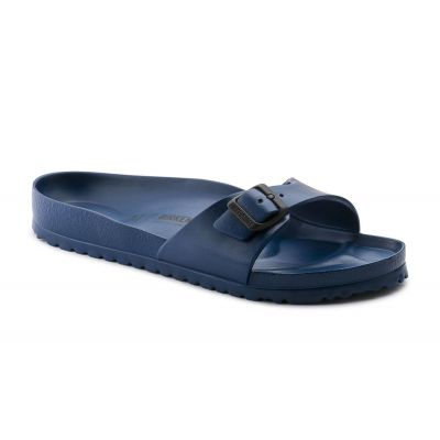Birkenstock Madrid EVA Navy Narrow