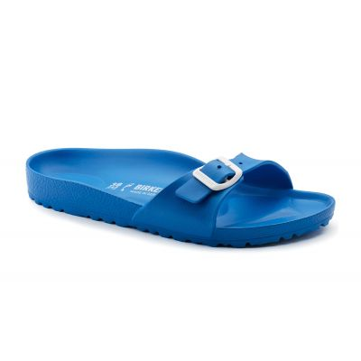Birkenstock Madrid EVA Scuba Blue Narrow