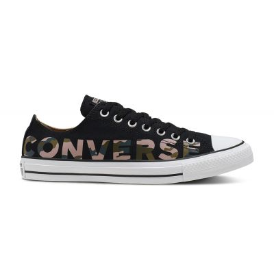 Converse Chuck Taylor All Star Canvas Wordmark Low Top