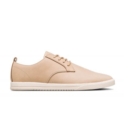 Clae Ellington Natural Leather