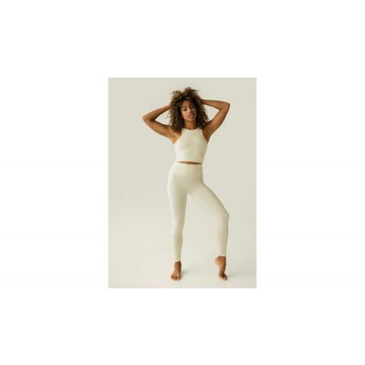 Norba Essential Leggings Ivory
