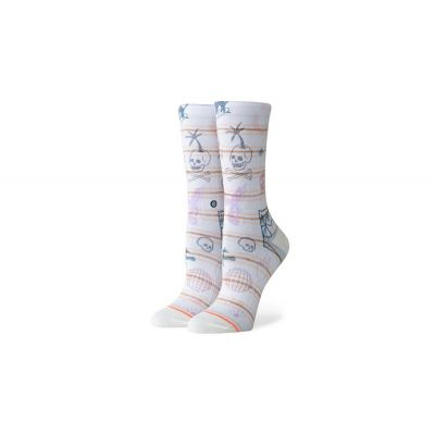 Stance Hippie Moshpit Crew Offwhite