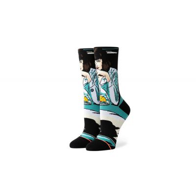 Stance Mia Booth Teal